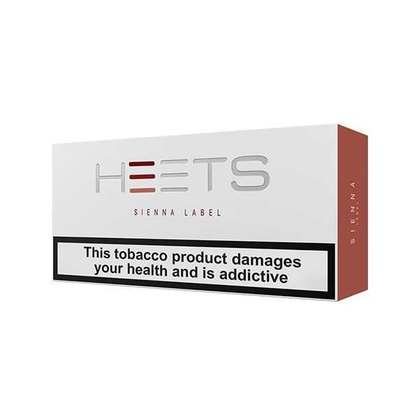 Heets Sienna Label